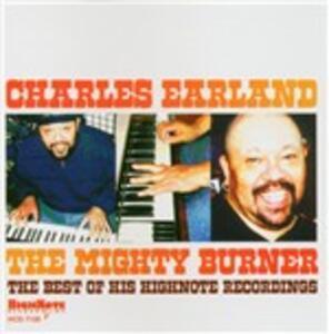Mighty Burner - CD Audio di Charles Earland