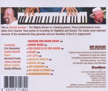 Mighty Burner - CD Audio di Charles Earland - 2