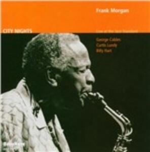 City Nights - CD Audio di Frank Morgan