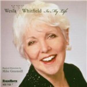 In My Life - CD Audio di Wesla Whitfield