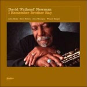 I Remember Brother Ray - Vinile LP di David Fathead Newman