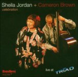 Live at the Triad - CD Audio di Sheila Jordan,Cameron Brown