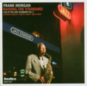 Raising the Standard - CD Audio di Frank Morgan
