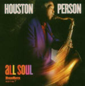 All Soul - CD Audio di Houston Person