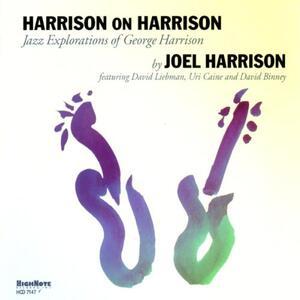 Harrison On Harrison - CD Audio di Joel Harrison