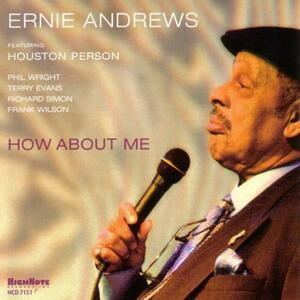 How About Me - CD Audio di Ernie Andrews