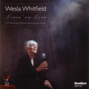 Livin' on Love - CD Audio di Wesla Whitfield