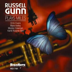 Plays Miles - CD Audio di Russell Gunn