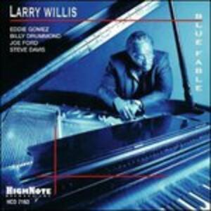Blue Fable - CD Audio di Larry Willis