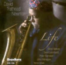 Life - CD Audio di David Fathead Newman
