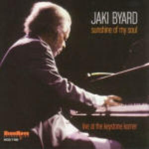 Sunshine of My Soul - CD Audio di Jaki Byard