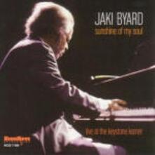 Sunshine of My Soul - CD Audio di Jaki Byard
