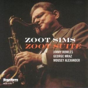 Zoot Suite - CD Audio di Zoot Sims