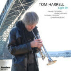 Light On - CD Audio di Tom Harrell