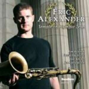 Temple of Olympic Zeus - CD Audio di Eric Alexander