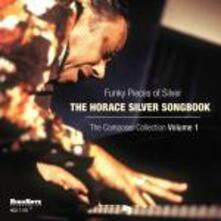 Funky Pieces of Silver - CD Audio di Horace Silver