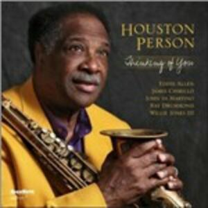 Thinking Of You - CD Audio di Houston Person