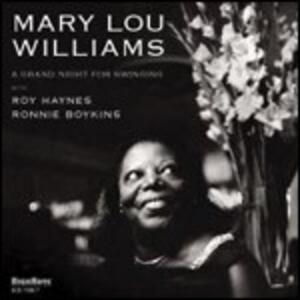 A Grand Night for Swingin' - CD Audio di Mary Lou Williams