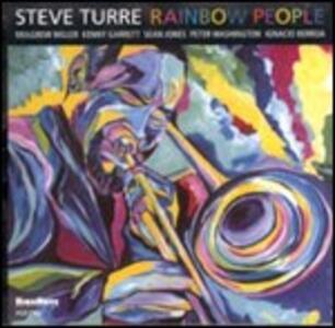 Rainbow People - CD Audio di Steve Turre