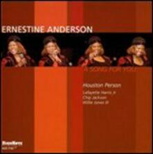 A Song for You - CD Audio di Ernestine Anderson