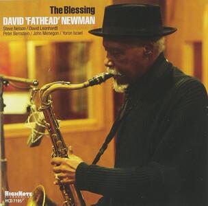 The Blessing - CD Audio di David Fathead Newman