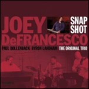 Snap Shot - CD Audio di Joey DeFrancesco