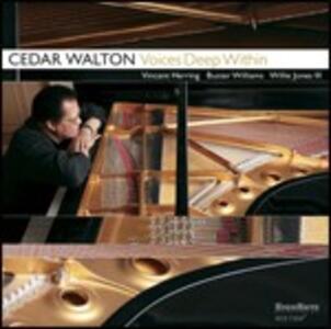 Voices Deep Within - CD Audio di Cedar Walton