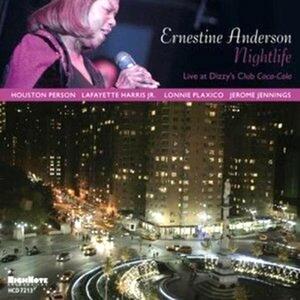 Nightlife - CD Audio di Ernestine Anderson