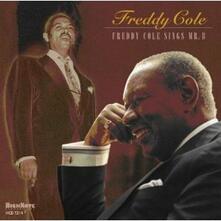 Freddy Cole Sings Mr. B (Billy Eckstine) - CD Audio di Freddy Cole