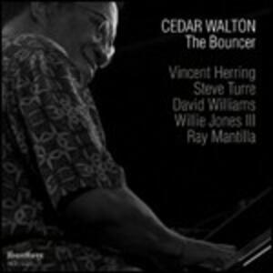 The Bouncer - CD Audio di Cedar Walton