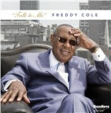 Talk to Me - CD Audio di Freddy Cole
