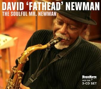 The Soulful Mr. Newman - CD Audio di David Fathead Newman