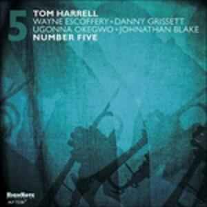 Number Five - Vinile LP di Tom Harrell