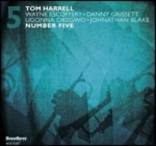 Number Five - CD Audio di Tom Harrell
