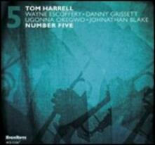 Number Five - CD Audio di Tom Harrell