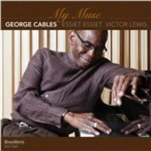 My House - CD Audio di George Cables