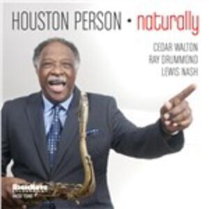 Naturally - CD Audio di Houston Person
