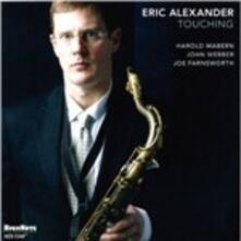 Touching - CD Audio di Eric Alexander
