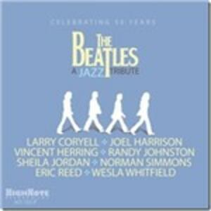 The Beatles. A Jazz Tribute: Celebrating 50 Years - CD Audio