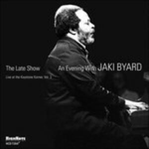Late Show - CD Audio di Jaki Byard