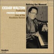 Reliving the Moment - CD Audio di Cedar Walton