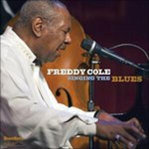 Singing the Blues - CD Audio di Freddy Cole