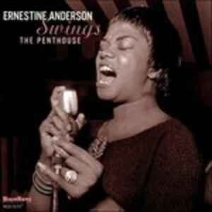 Ernestine Anderson Swings - CD Audio di Ernestine Anderson