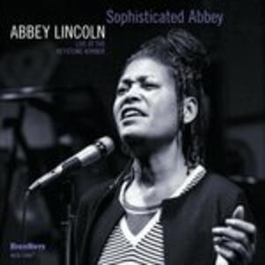 Sophisticated Abbey - CD Audio di Abbey Lincoln