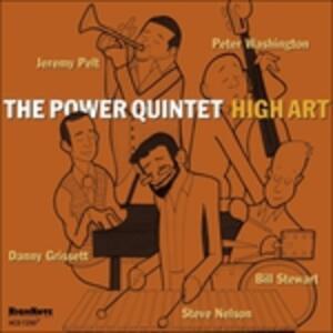 High Air - CD Audio di Power Quintet