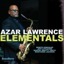 Elementals - CD Audio di Azar Lawrence