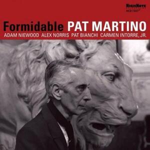 Formidable - CD Audio di Pat Martino