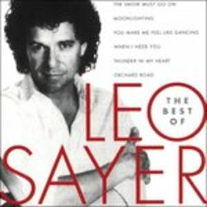 The Best Of - CD Audio di Leo Sayer