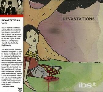 Coal - CD Audio di Devastations