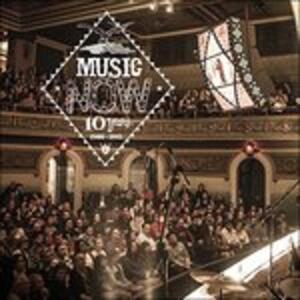 Musicnow. 10 Years - CD Audio